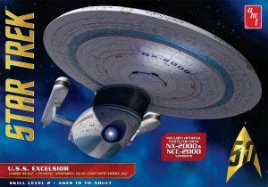 AMT843-12 USS Excelsior Pkg